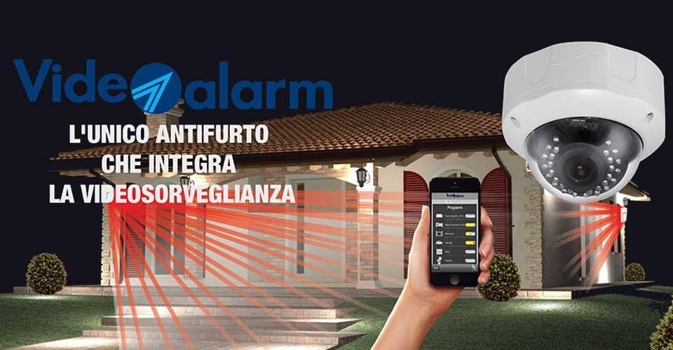 Videoalarm abitazione
